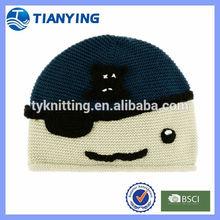children cute hand crochet beanie hat