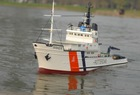 Emergency Towing Vessel ETV Waker electric powered rescue boat