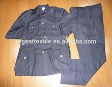 Summer short sleeve suit black for officers military ceremonial uniform