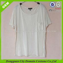 Women Top Cotton/Spandex Light 150 gsm T-shirt (lvt010279)