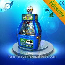 World Cup Football fortune arcade amusement ticket game machine