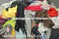 China de colores mezclados sin cortar t- shirt de trapos de limpieza para la limpieza de proveedor de aceite con precio de coste