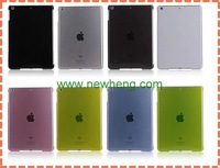 PC Plastic Crystal Hard Shell Smart case for iPad Air