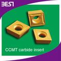 Best-001 korloy carboneto insere