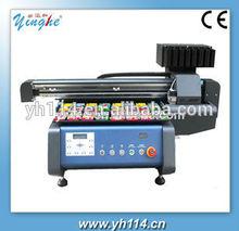 HOT SALE UV Flatbed Printer for Printing Football