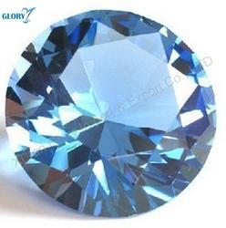 Promotional Elegant Diamond Crystal Wedding Place Card Holders