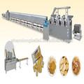 الصين مصنع البسكويت التلقائي ce آلة عملية/ كريم البسكويت جعل الأساسية ملء آلة