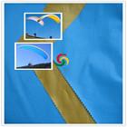 Hot sale 360t nylon taffeta fabric for paraglider/parasail boat