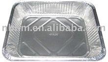aluminium foil container - half size steam table pan / gastronome