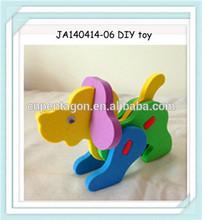 cheap eco friendly DIY dog make by EVA