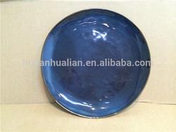 ceramic plate making machine/ unglazed ceramic plate/ ceramic pizza plate