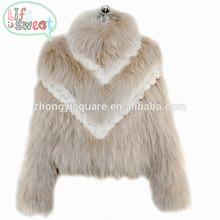 yzy1336 new directions women rabbit fur shawl in china