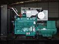 المهنية توريد مصنع!! فتح نوع 150 kva الغاز مولد كهربائي