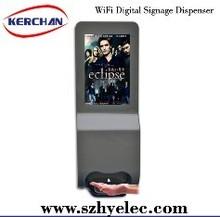 Newest Wall Mounting Electronic Sensor liquid soap dispenser/Hospital Soap Dispenser/distributor indonesia