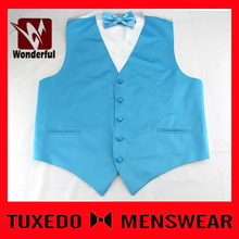 Newest customized men's fancy work vest