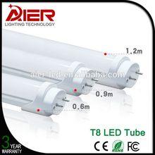 High lumen hot-sale yellow t8 led tube lights