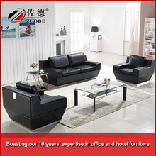 Super quality economic blue acrylic reclining sofa
