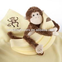 Monkey Magoo and Blankie Too!