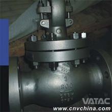 Carbon Steel A216 WCB JIS 10K Globe Valve MArine Valve 826