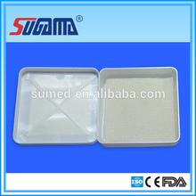 supplier Paraffin/vaseline swab gauze compress