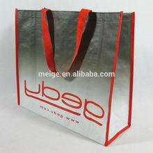 BSCI audit factory pp woven shopping bags/non woven carpet manufacturers/non woven bag