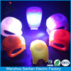 2014 silicone rubber bike light bicycle accessories