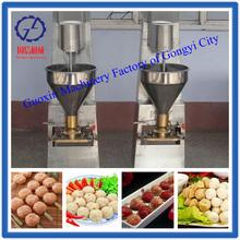 3%discount Guoxin machinery factory supply fish meat ball making machine