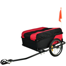 Other Trailers Use Folding Bicycle Cargo Trailer removable weather cover