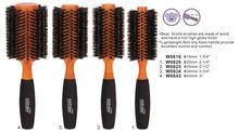 boar bristles porcupine hair brush