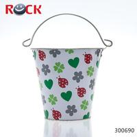 Colorful design carlsberg beer ice bucket