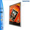 High quality snap slim aluminium panel light frame