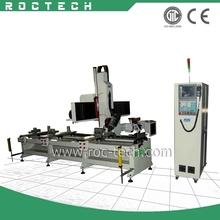 High-speed!aluminum doors and windows/window making machine RC1230SA /cnc cutting machine