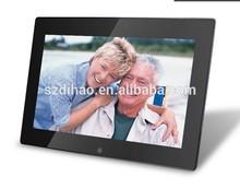 "Executive Desk Gift 10.1"" digital photo frame"
