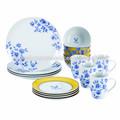 16 pz dinnerware set design pesce/cinese porcellana/porcelana Baviera