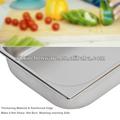 Lfgb & NSF aprovar Heavy Duty gn aço inoxidável pan comida quiosque móvel reboque de catering