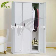 best sale in Australia bedroom furniture antique solid steel armoire wardrobe