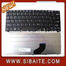 Hot Selling Laptop Internal Keyboard Skins for Acer 532 532H AO532 D255 D257