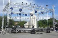 lighting DJ concert bolt truss rent equipment