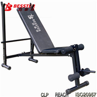 BEST JS-005H Weight Lifting Bench Impact Fitness Equipment