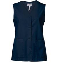 Black Uniform Hospital Uniform Vest Nurse Uniform Vest