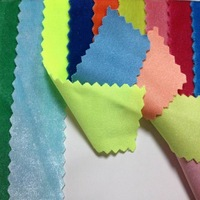 garment clothing woven stretch flannel fabric wholesale