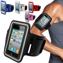 Sport mobile phone arm band, sport arm phone bag