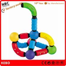 Magnetic Assemble Train for Children