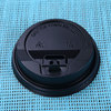Hot Paper Cup Lid/Paper Cup Plastic Lid/Rectangular plastic bucket with lid