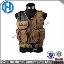 Airsoft combat 600D oxford waterproof Tactical Vest