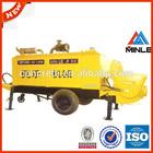 2013 sales well fine Aggregate concrete pump/CE/Diesel/Motor