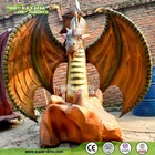 Life Size Animatronic Europe Dragon
