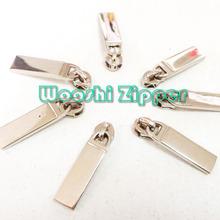 cheapest wholesale zipper Slider,zipper heads,colorful metal slider zipper head lock