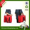 2014 popular foldable polyester tote cooler bag
