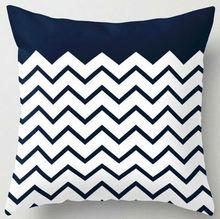 new design soft wave image back cushion
